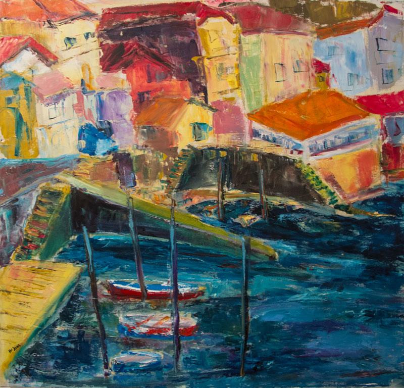 Exposición de pintura:  Paisajes con alma (2/4)