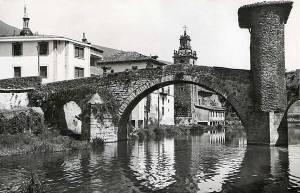 El Puente Viejo de Balmaseda