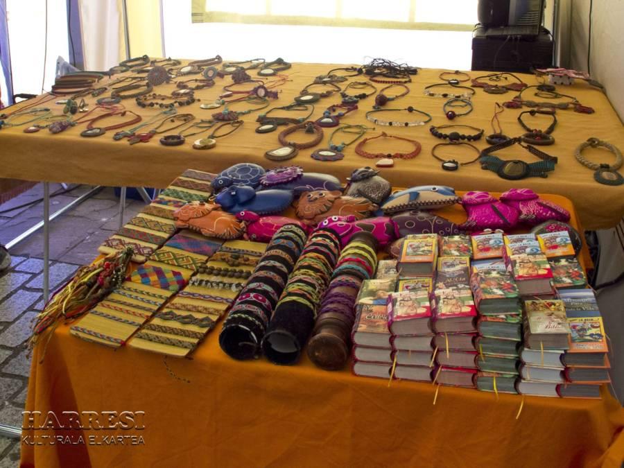 Feria de artesan a navide a en balmaseda harresi for Artesanias navidenas