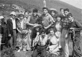 Romería. Años 40
