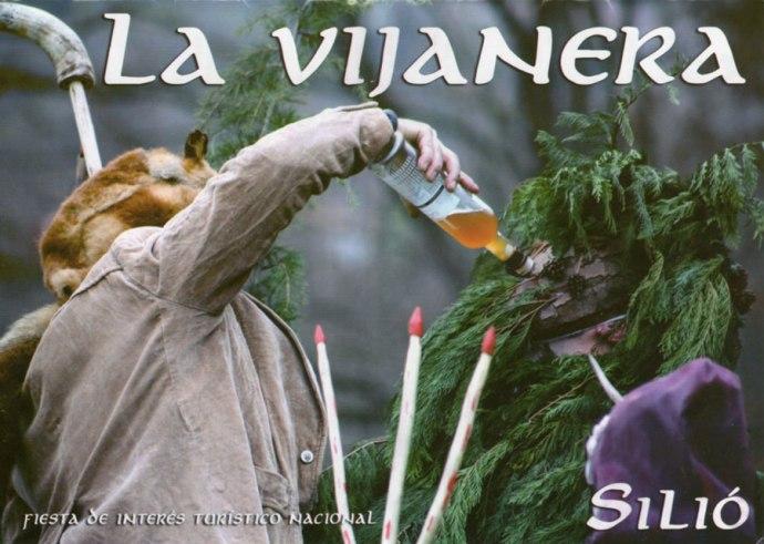 La Vijanera. Silió. Cantabria
