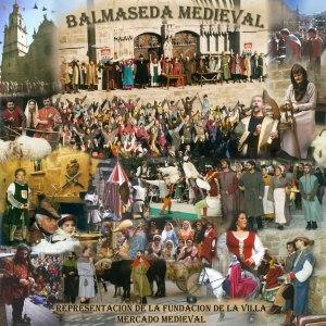 Representación y Mercado Medieva de Balmaseda.