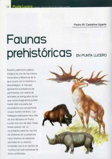 Sobre la fauna