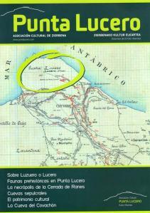Revista cultural Punta Lucero. Zierbena