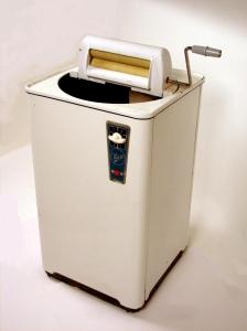 Lavadora años 60