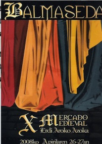 Cartel-medieval 2008