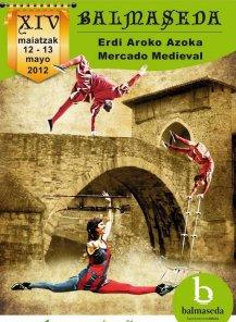 Cartel-medieval 2012