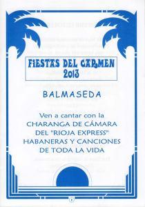 Habaneras 2013 - Habaneras