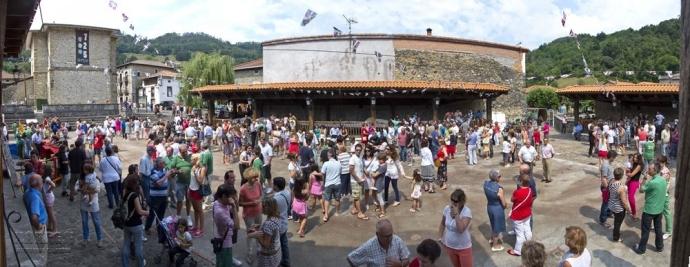 Plaza Nueva de Lanestosa