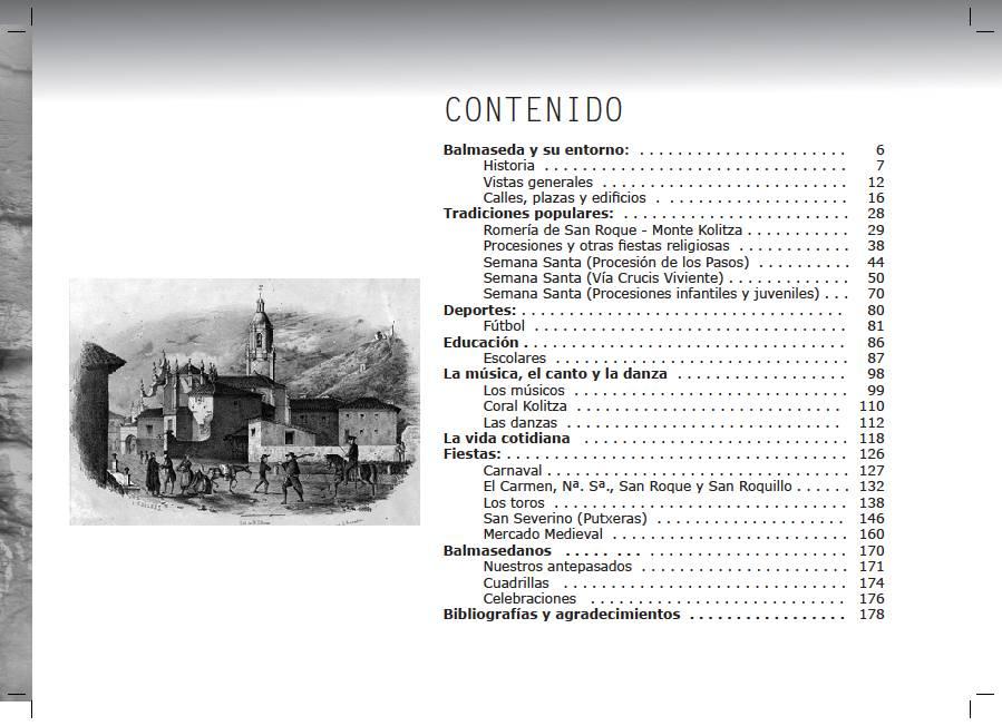 CONTENIDO DEL LIBRO