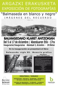 """Exposición fotos: """"Balmaseda en blanco y negro"""""""
