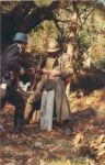Kike Cañibe clava la bayoneta a Tomás Sáez