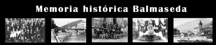 Memoria Histórica Balmaseda