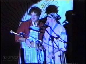 ÑKU 1987. Nati Pili y José Mari - 01