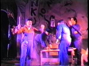 ÑKU 1987. Nati Pili y José Mari - 09