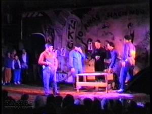 ÑKU 1987. Nati Pili y José Mari - 11