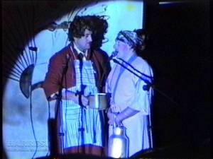 ÑKU 1987. Nati Pili y José Mari - 12