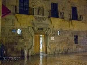 Palacio Yohn. La Bolsa. Bilbao