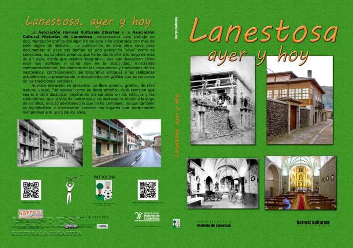 Lanestosa, ayer y hoy - Portada