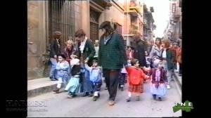 Navidad 1997. Olentzero Ikastola - 08