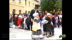 Navidad 1997. Olentzero Ikastola - 09