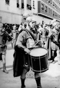 Paco Corino, tambor