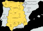 La Corona de Castilla en el año 1400