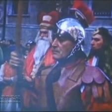 Merino y Juanjo Alejandre como Sumos Sacerdotes