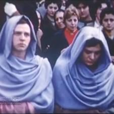 Ana Mari Marro y Mª Carmen Larrinaga