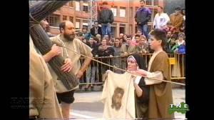 Via Crucis Viviente Balmaseda 1991 - 022
