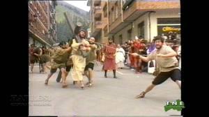 Via Crucis Viviente Balmaseda 1991 - 025