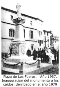 1957 - Monumento a los caidos